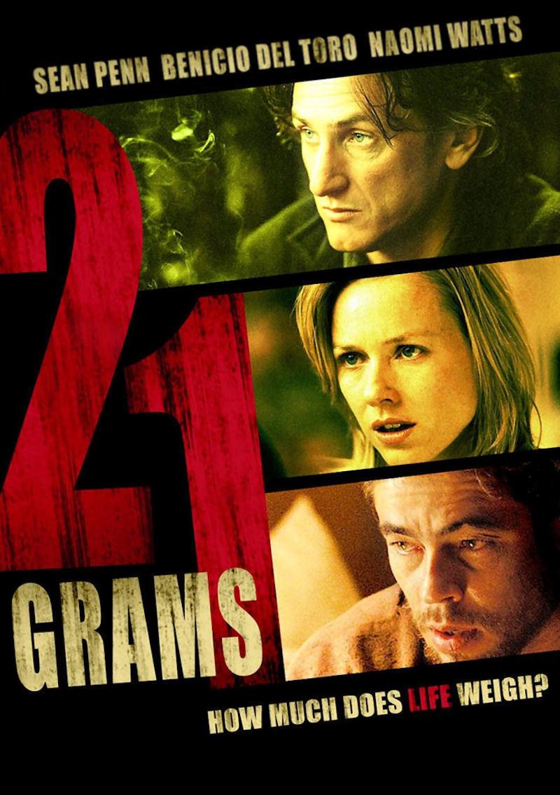 21 грамм 21 grams 2003 отзывы кадры из - кино