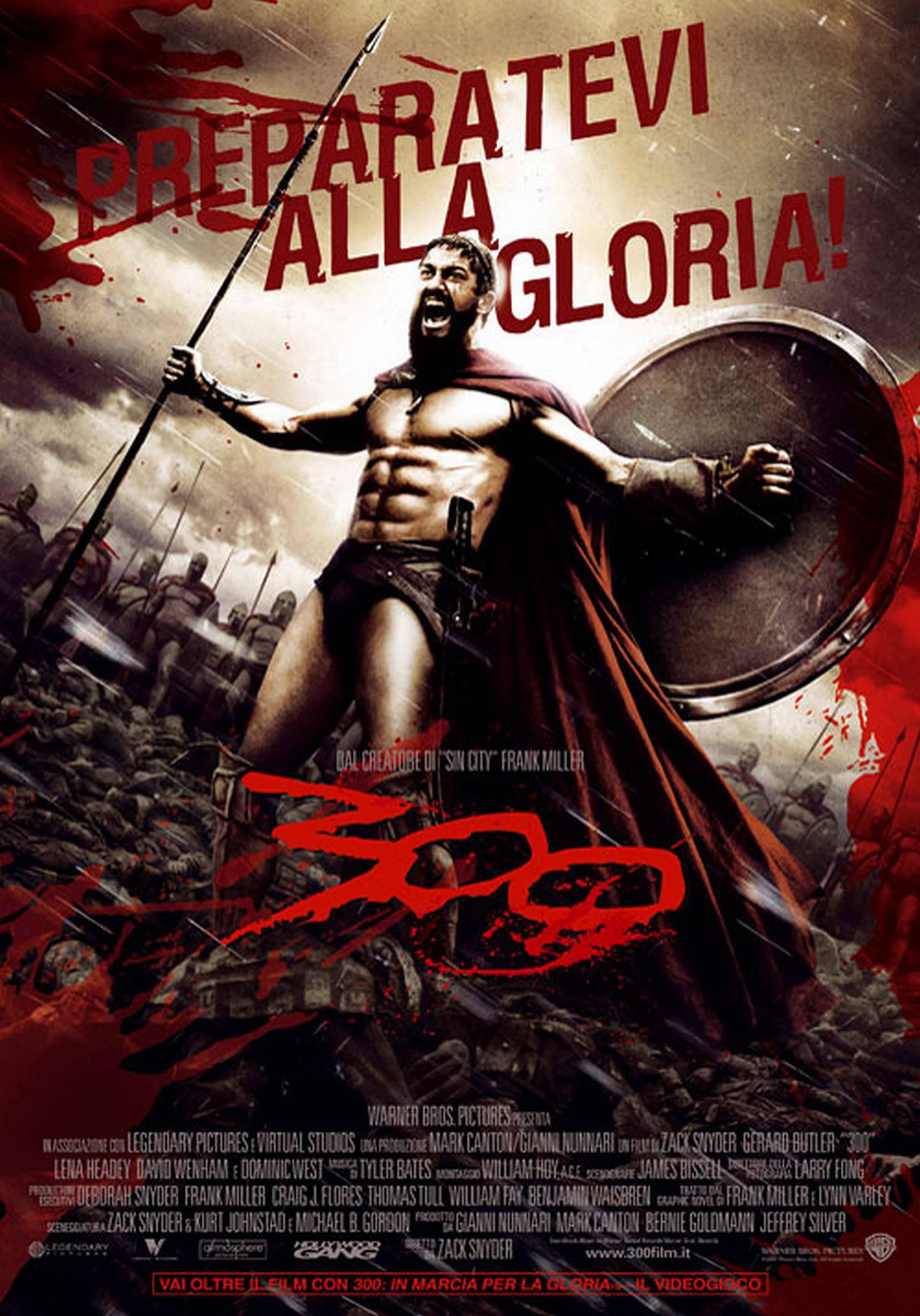 [parlando con il figlio] Ricorda sempre: la vera forza di uno spartano è il guerriero al suo fianco. Perciò dagli rispetto e onore, e li riceverai a tua volta.