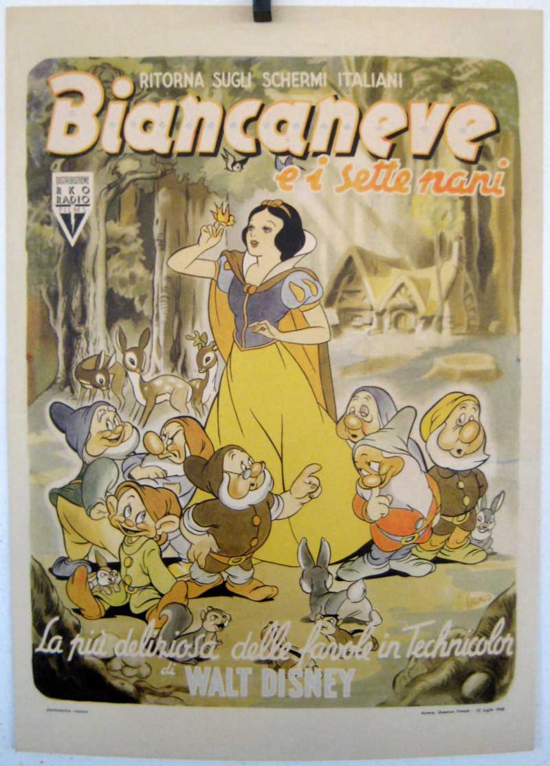 Frasi Del Film Biancaneve E I Sette Nani 1937