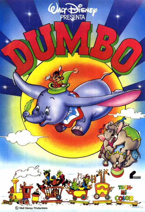 dumbo disney film complet