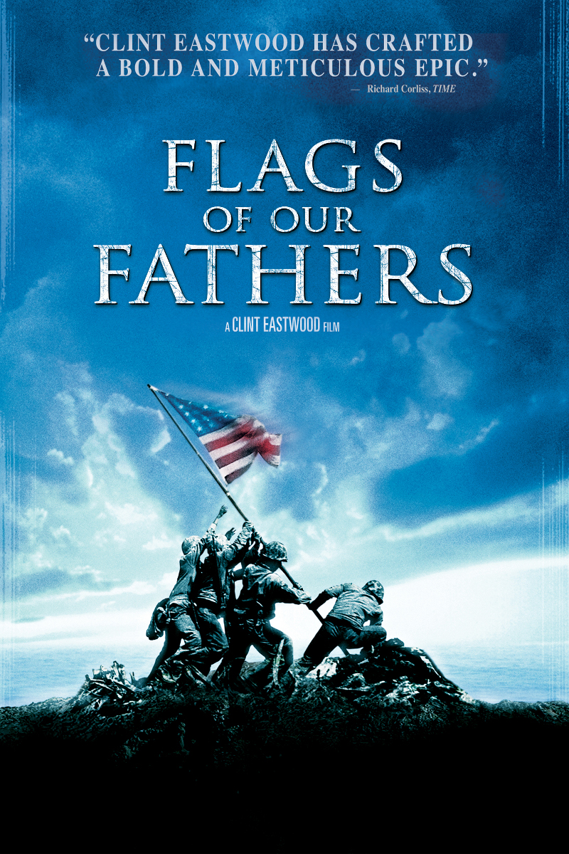 Flags of Our Fathers poster e locandina