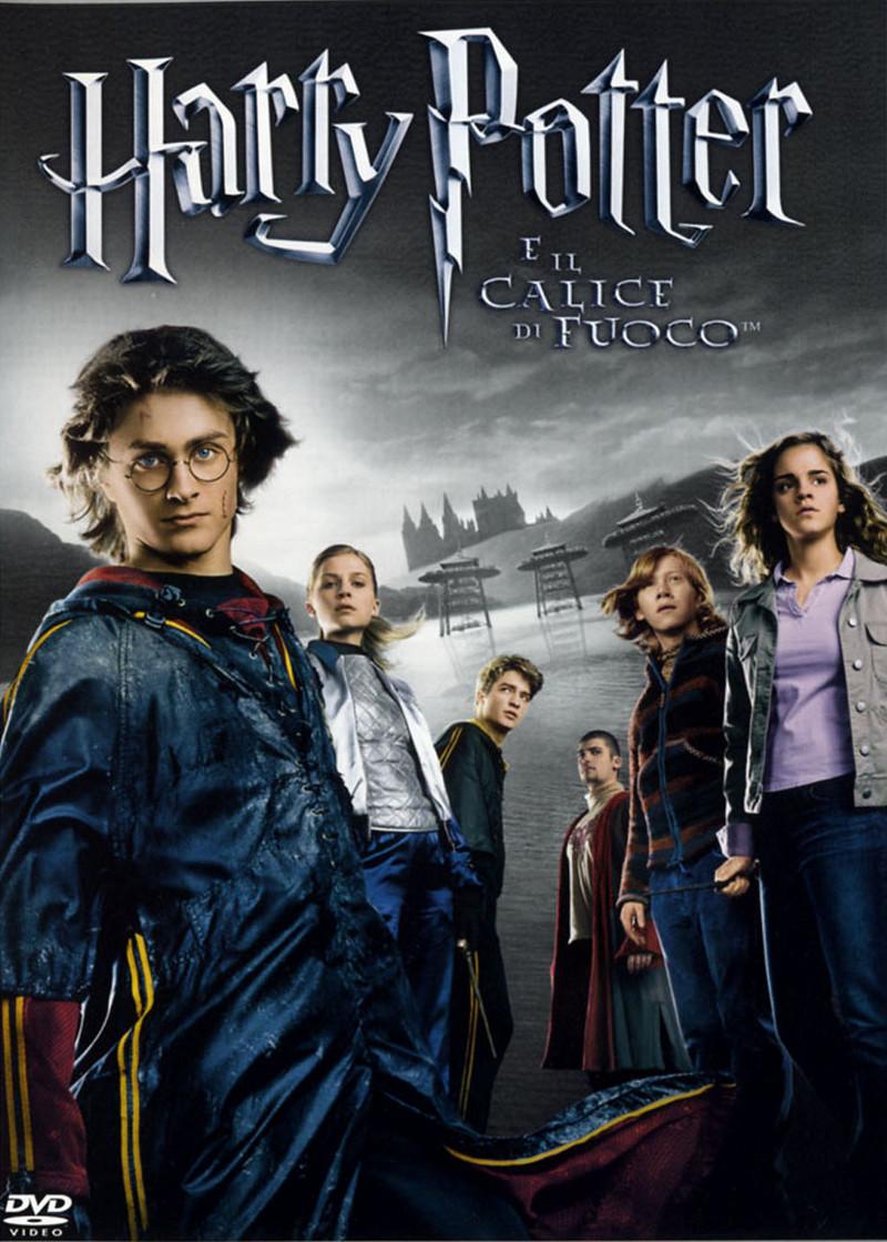 Harry Potter e il calice di fuoco: poster e locandina