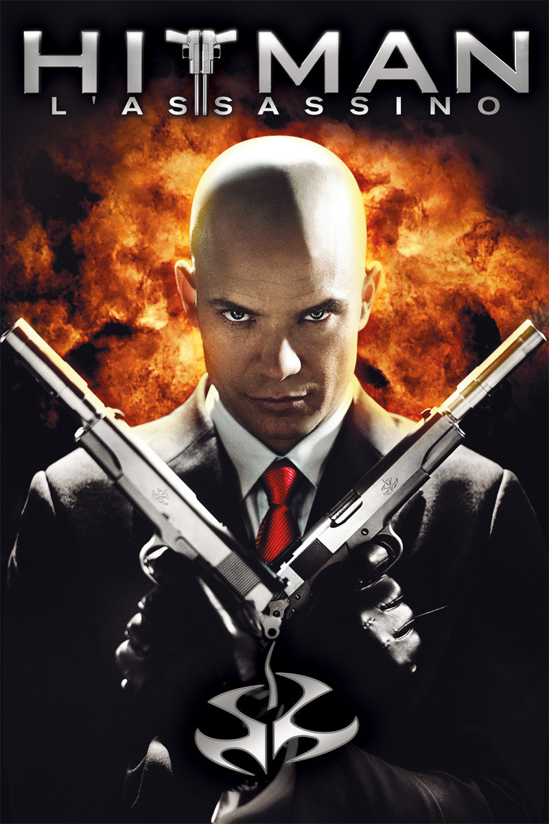 Hitman - L'assassino poster e locandina