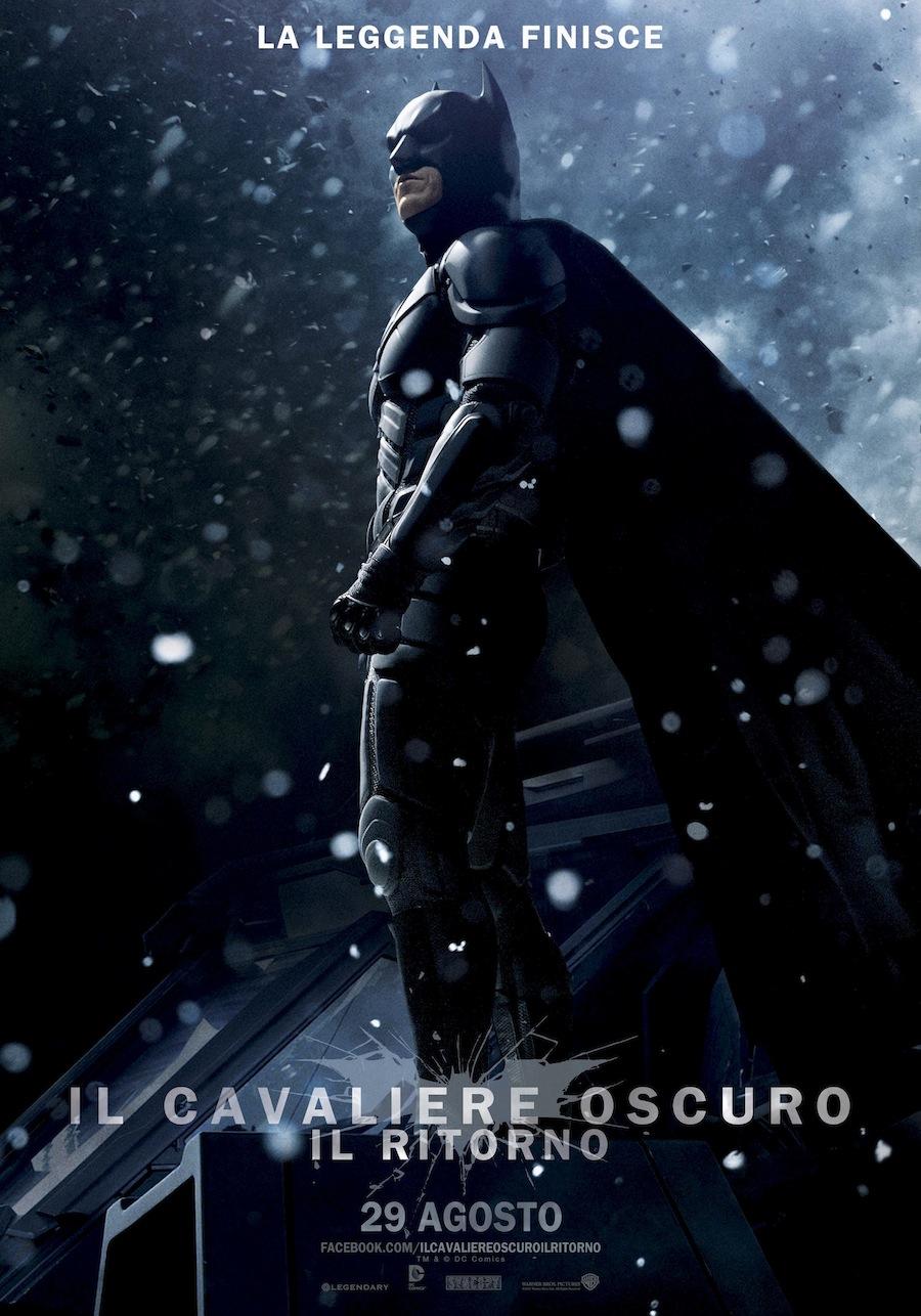 frasi del film il cavaliere oscuro il ritorno