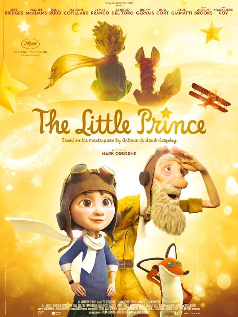 Frasi del film il piccolo principe