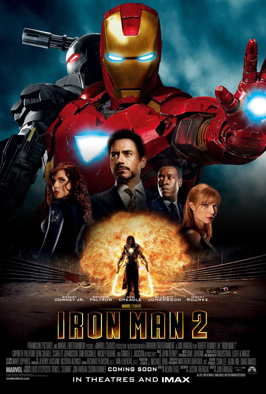 Frasi Del Film Iron Man 2