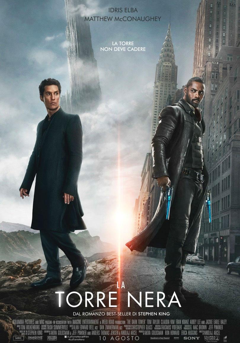La torre nera - Locandina del film