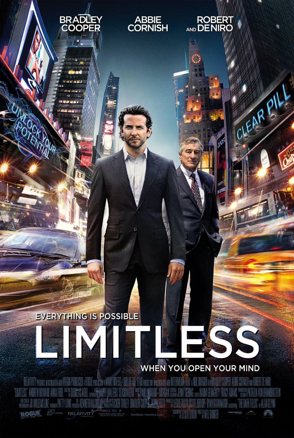 Non c'è Paragone: Limitless (2011)