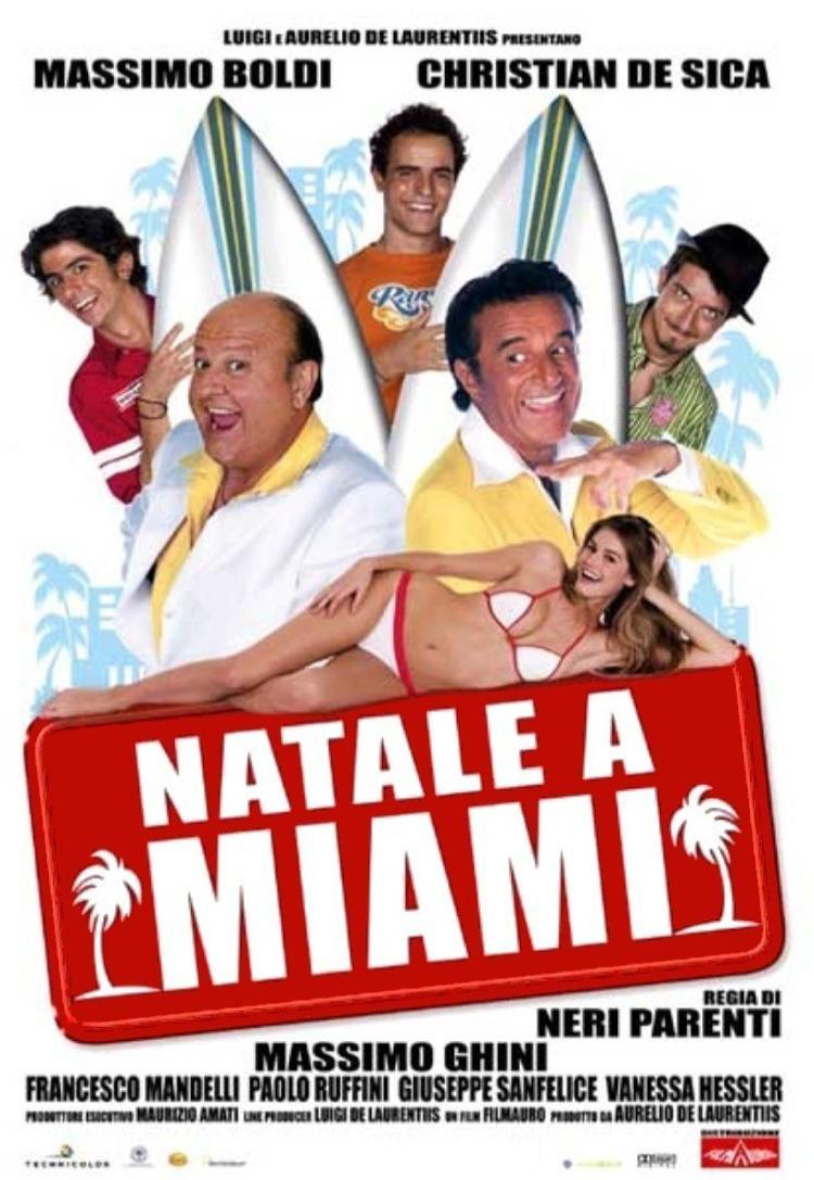 Frasi Natale A New York.Frasi Del Film Natale A Miami