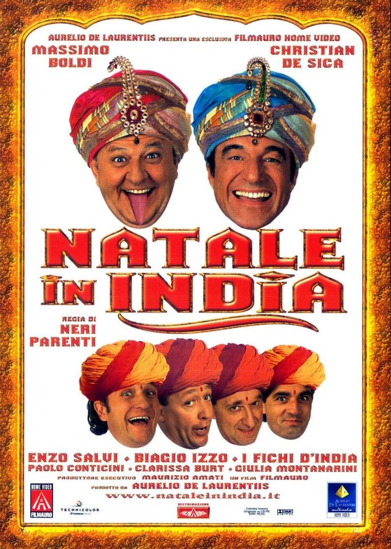 Frasi Di Natale Film.Frasi Del Film Natale In India