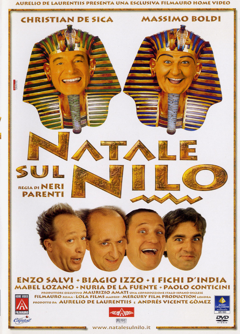 Vacanze Di Natale 1983 Frasi Celebri.Frasi Del Film Natale Sul Nilo