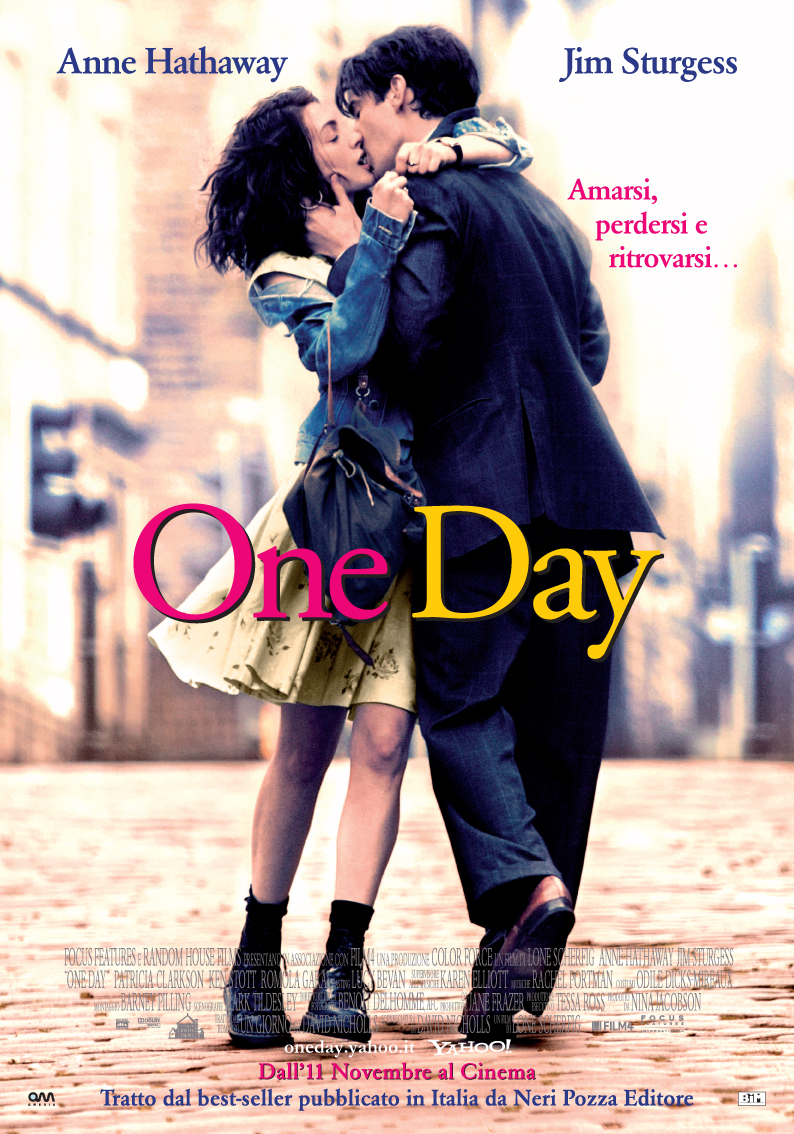 One Day poster e locandina