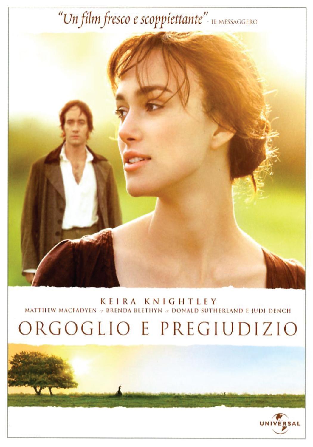 Orgoglio e pregiudizio (2005) poster del film