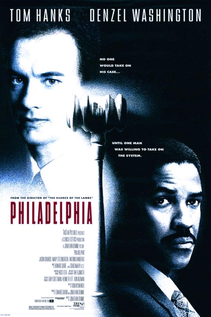 Risultati immagini per philadelphia film citazioni