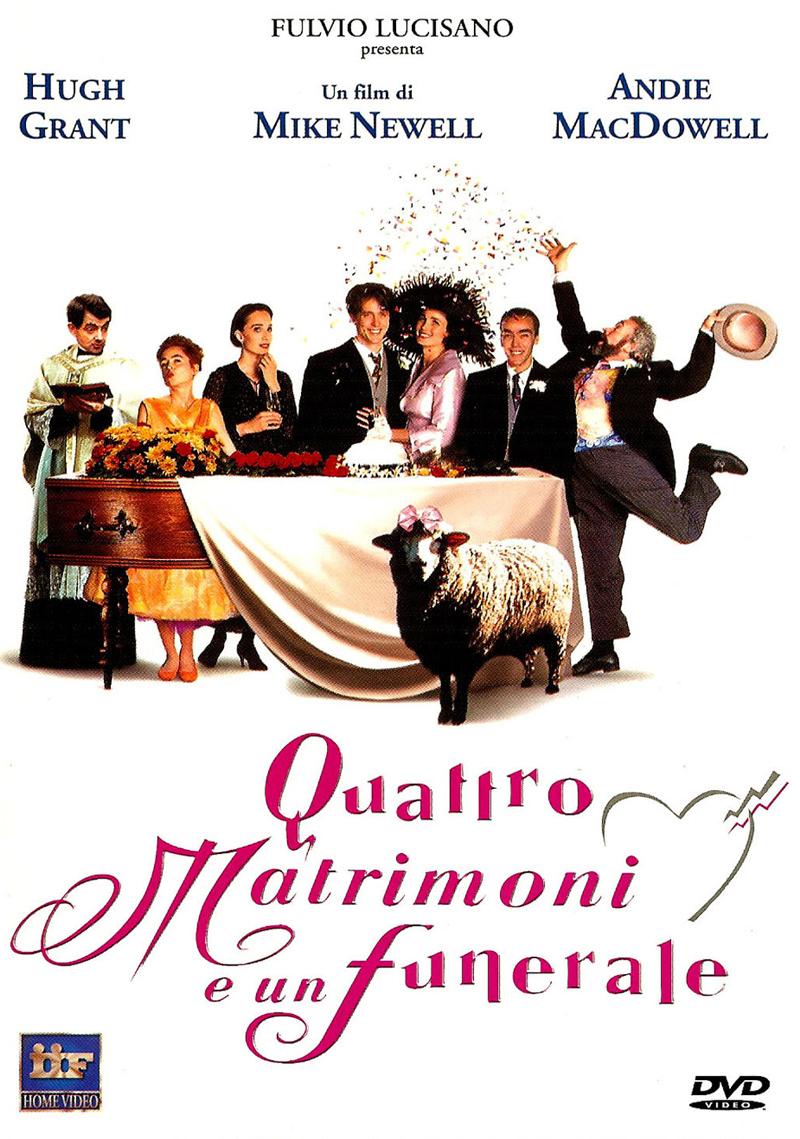 Favoloso Quattro matrimoni e un funerale, attori, regista e riassunto del film QF32