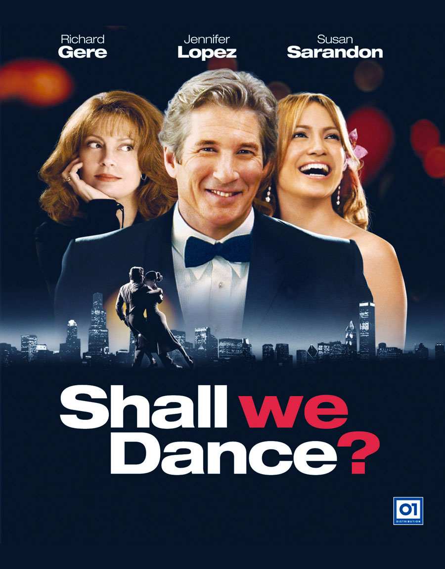 Shall We Dance poster e locandina