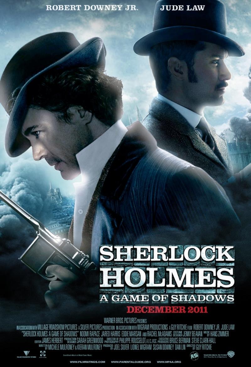 Frasi del film Sherlock Holmes - Gioco di ombre