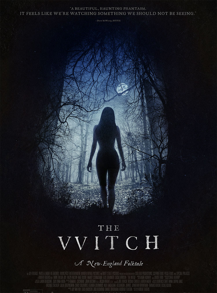The Witch, poster e locandina
