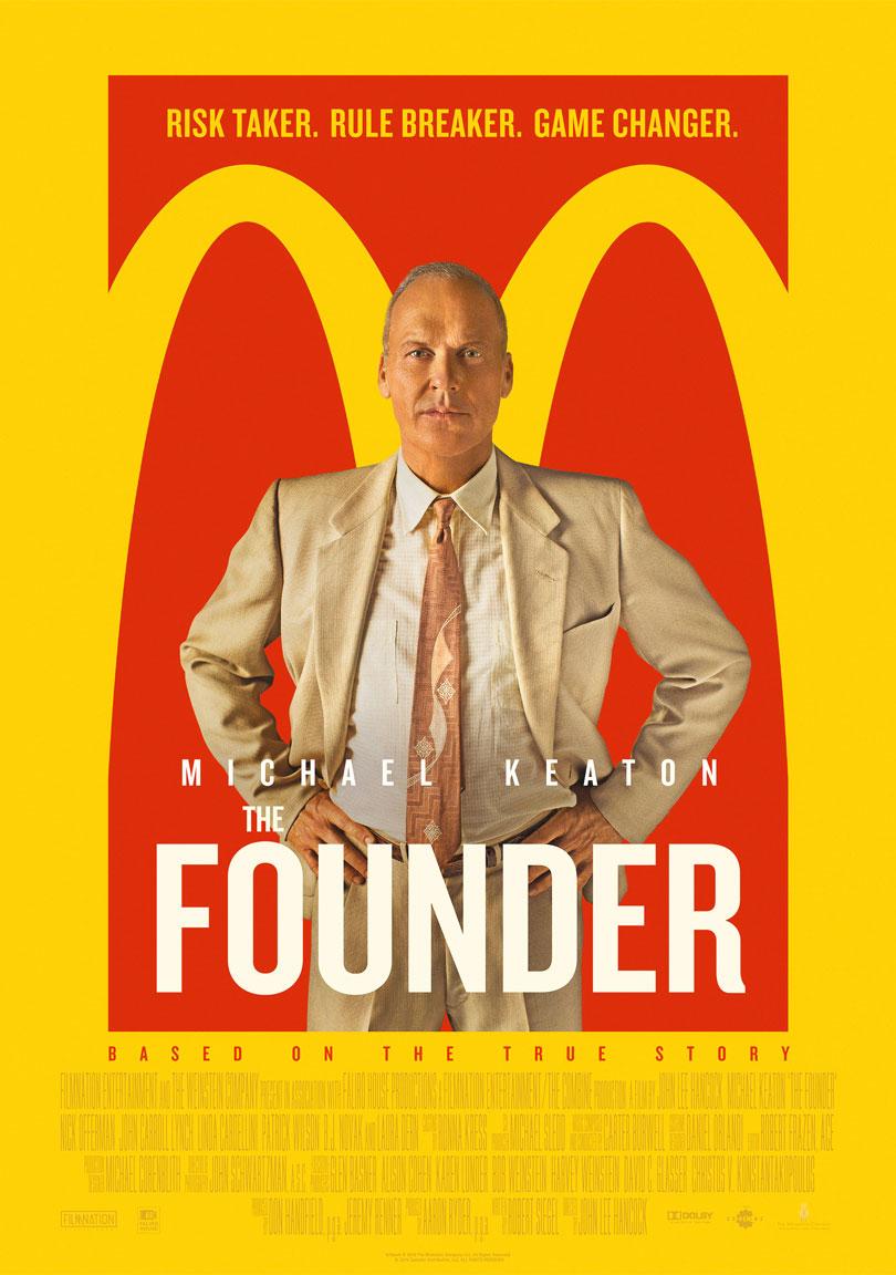 The Founder, attori, regista e riassunto del film