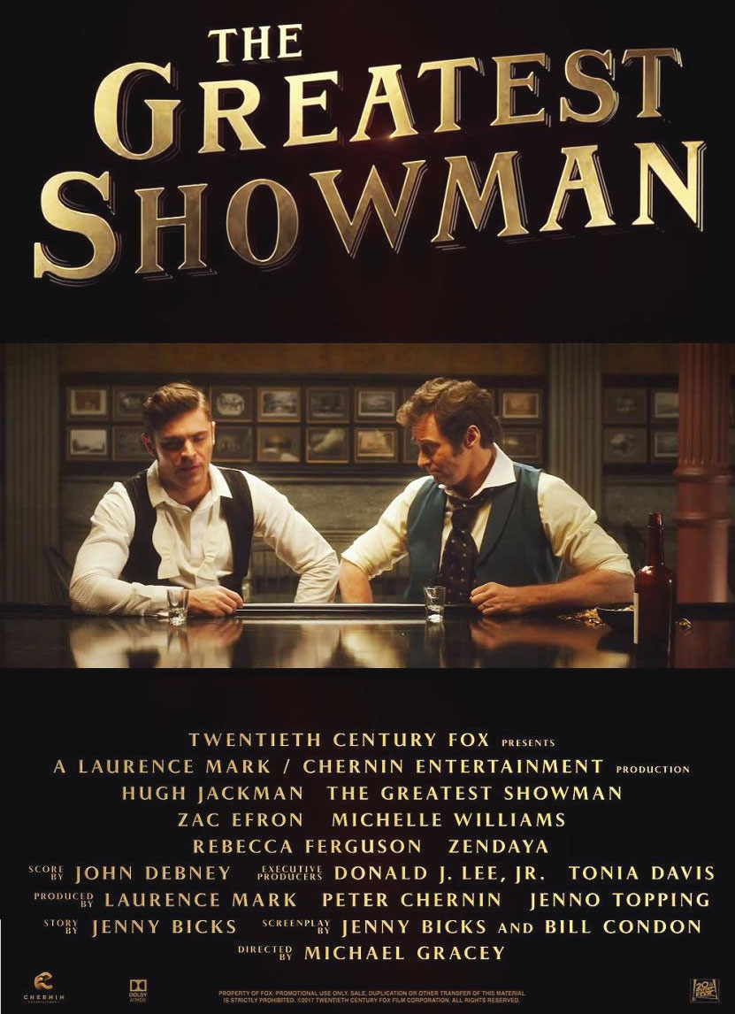 Frasi Del Film The Greatest Showman