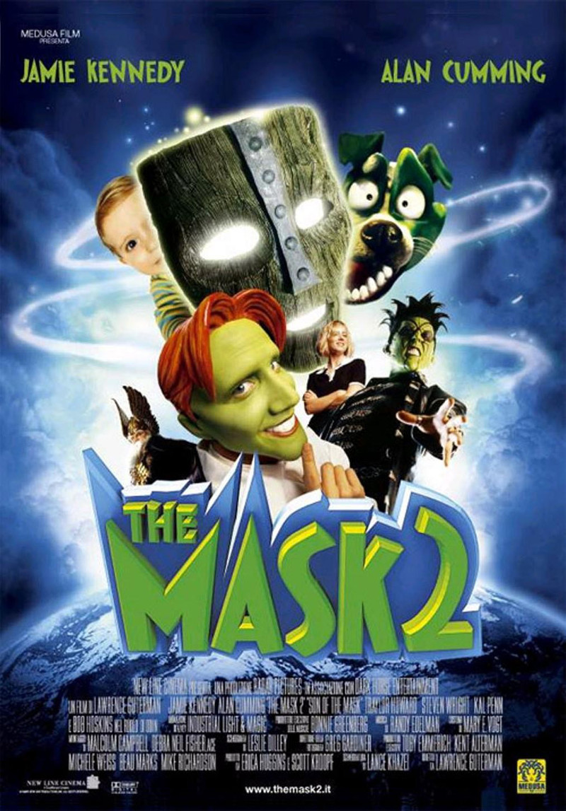 The Mask 2 poster e locandina