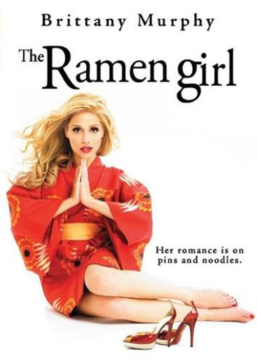 The Ramen Girl poster e locandina