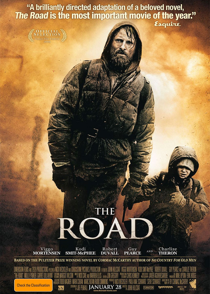 The Road poster e locandina