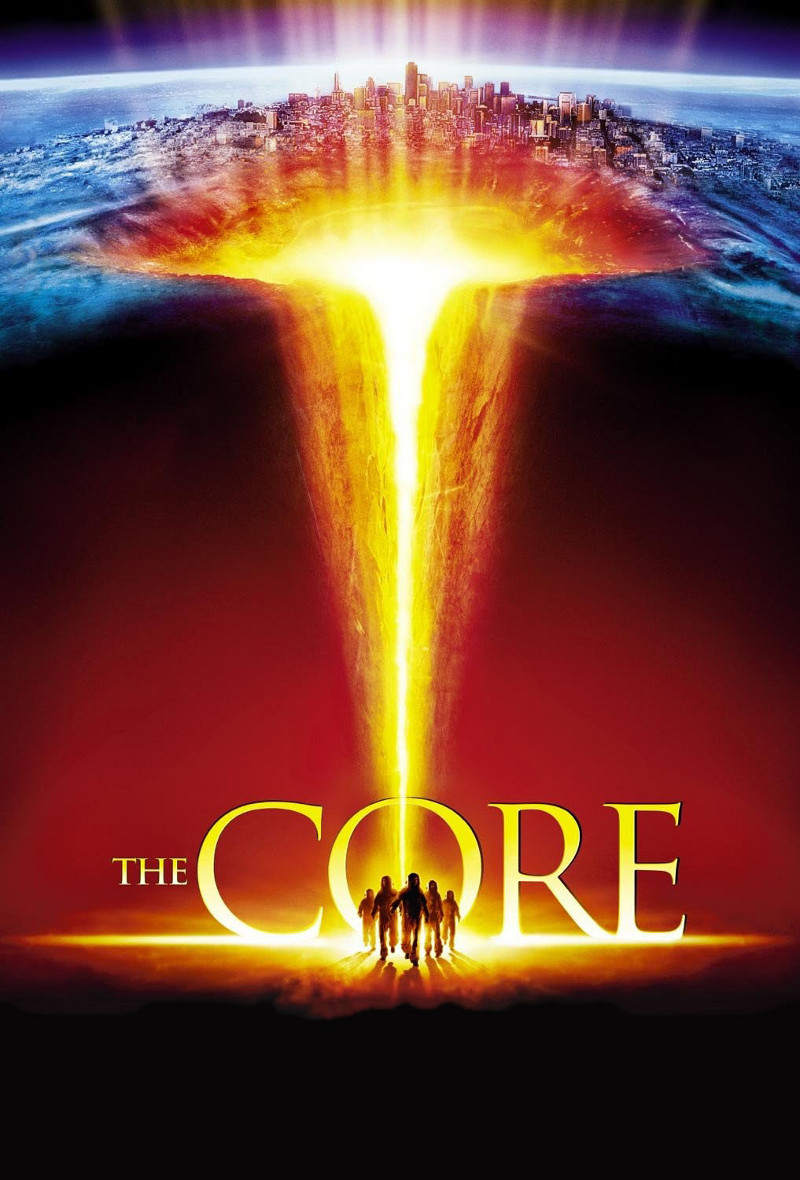 The Core poster e locandina