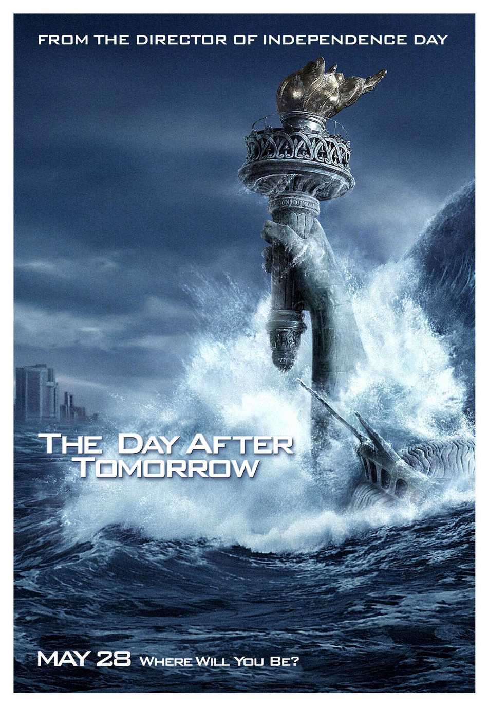 The Day After Tomorrow - L'alba del giorno dopo poster e locandina