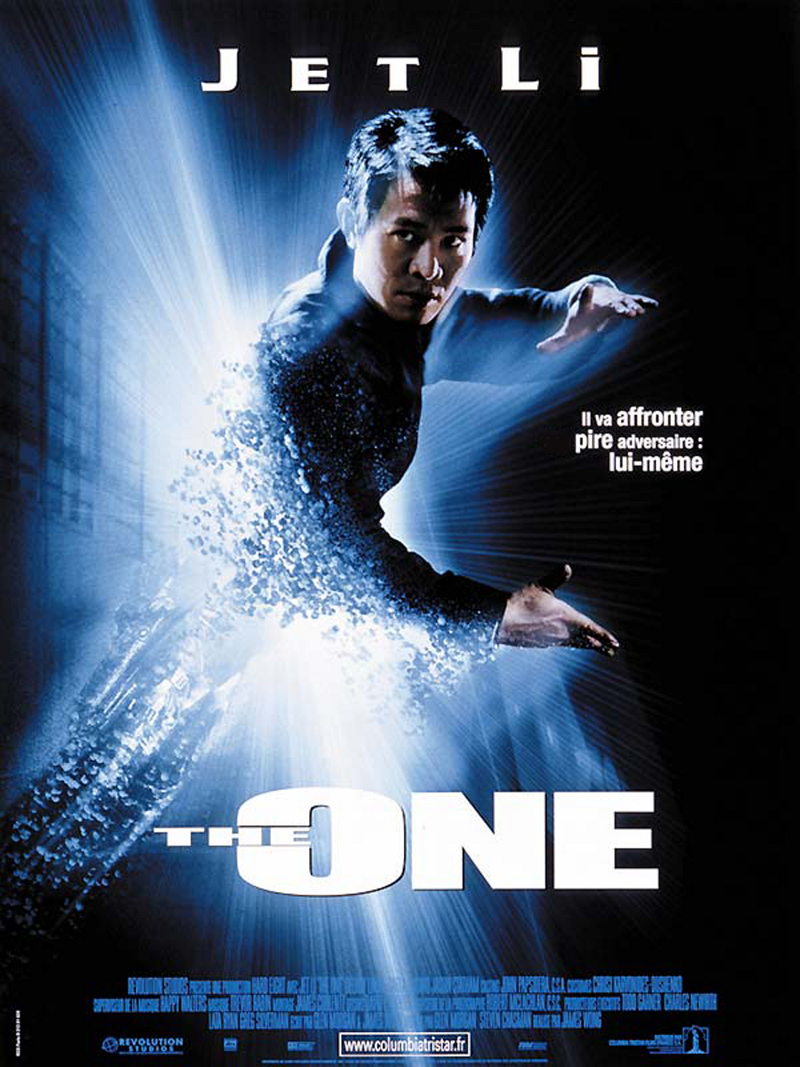 The One (film 2001) poster e locandina