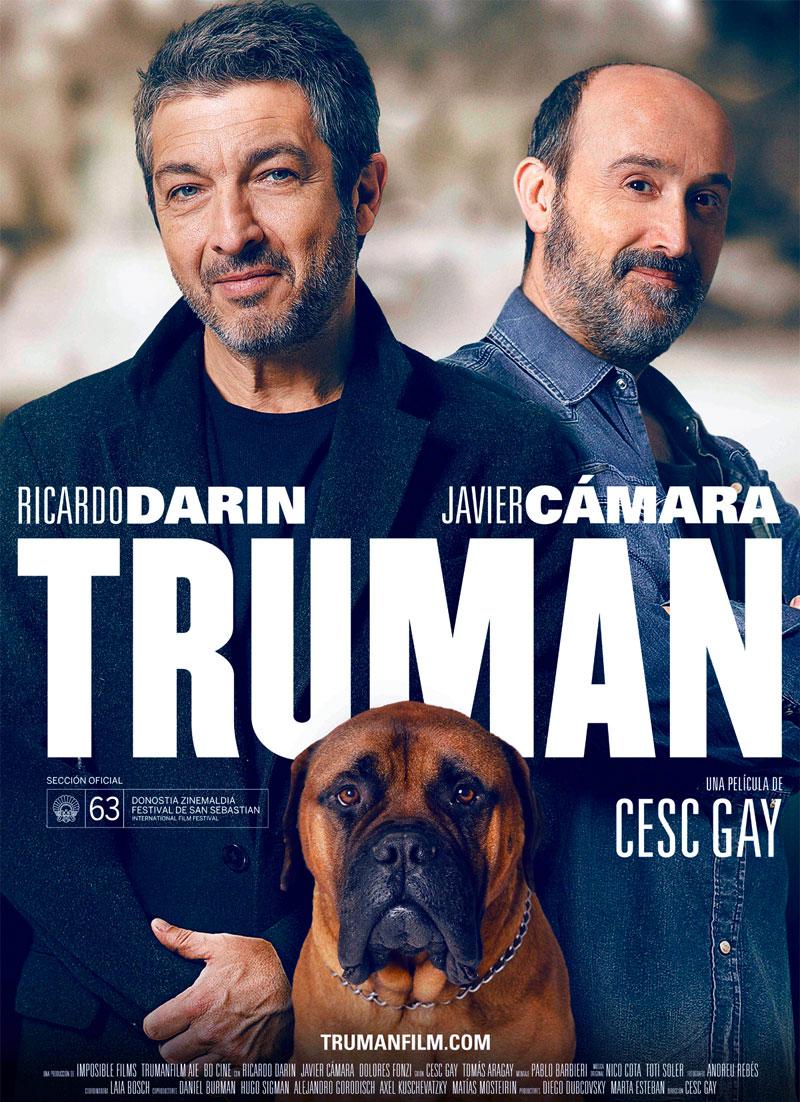 Truman - Locandina del film