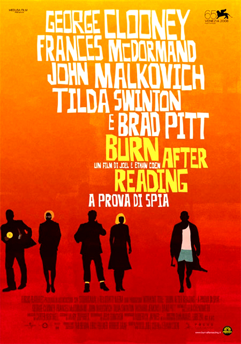 Burn After Reading - A prova di spia