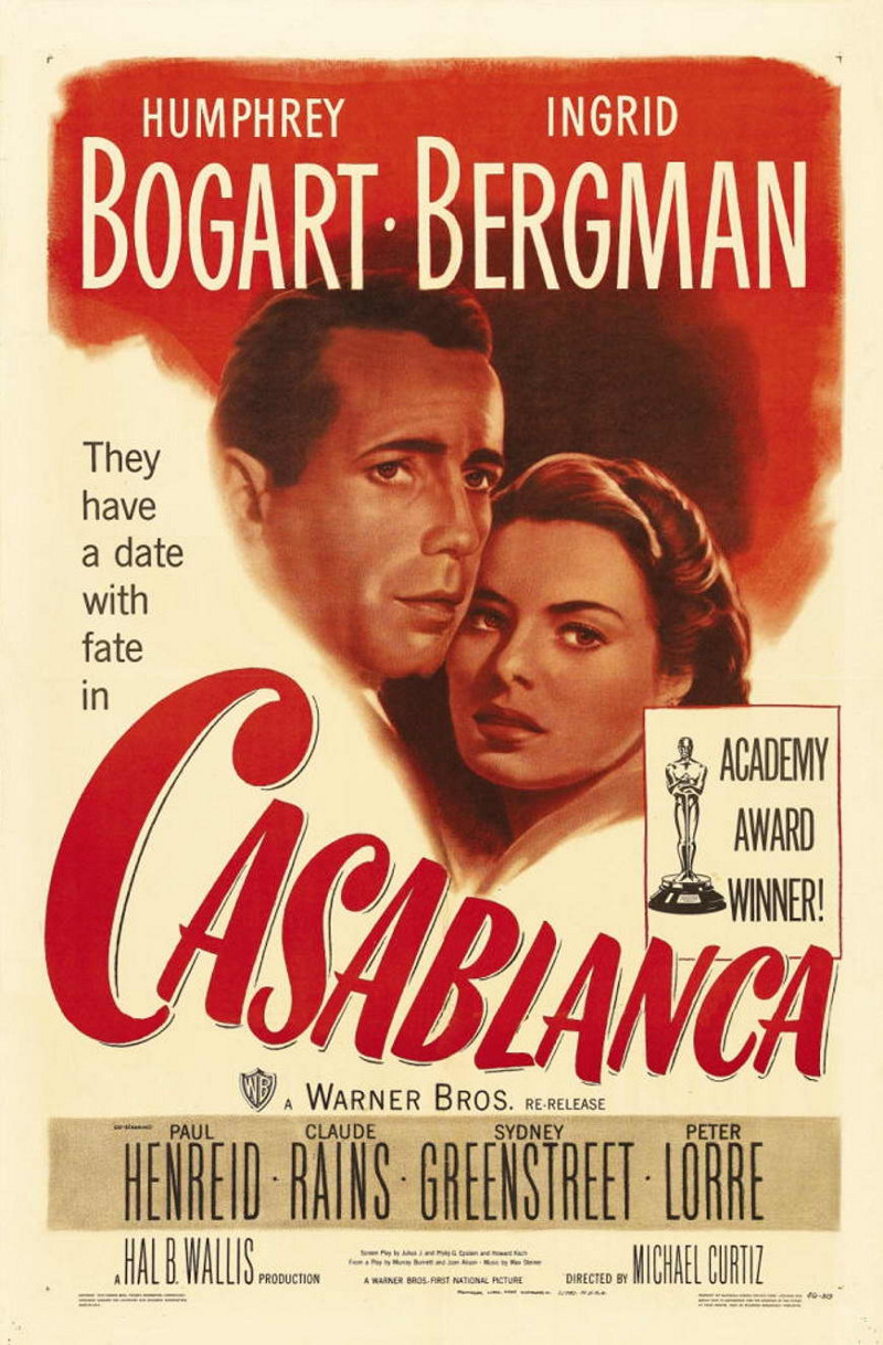 Frasi Del Film Casablanca
