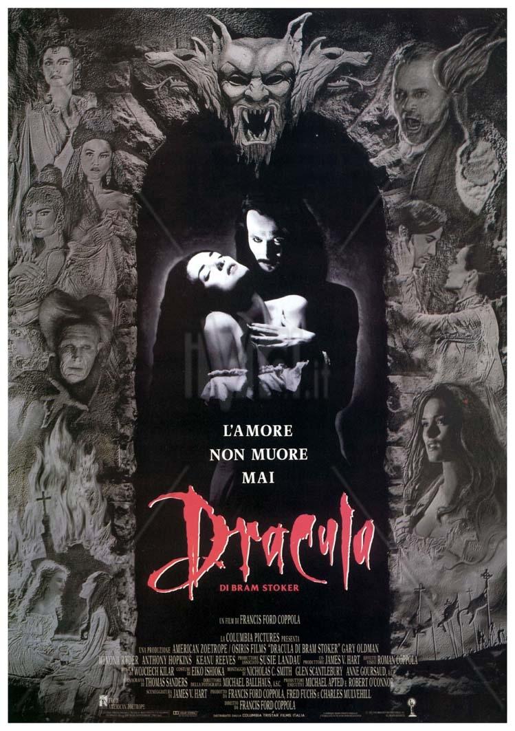 bram stoker dracula film essay Bram stoker's dracula essay dracula's appearance in the film compared to the novel by bram stoker is quite similar in some ways.