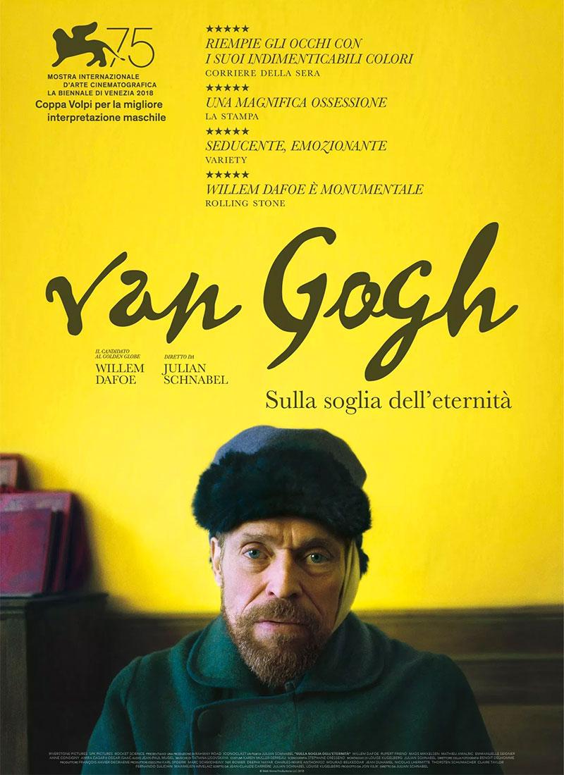 Frasi Del Film Van Gogh Sulla Soglia Dell Eternita
