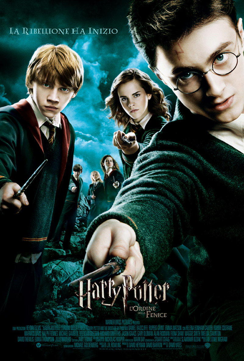 Frasi Del Film Harry Potter E Lordine Della Fenice