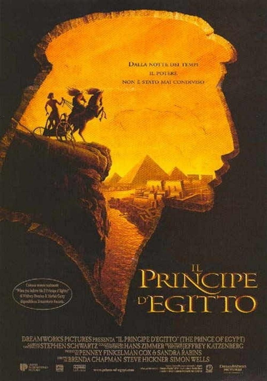 Il Principe D Egitto Attori Regista E Riassunto Del Film