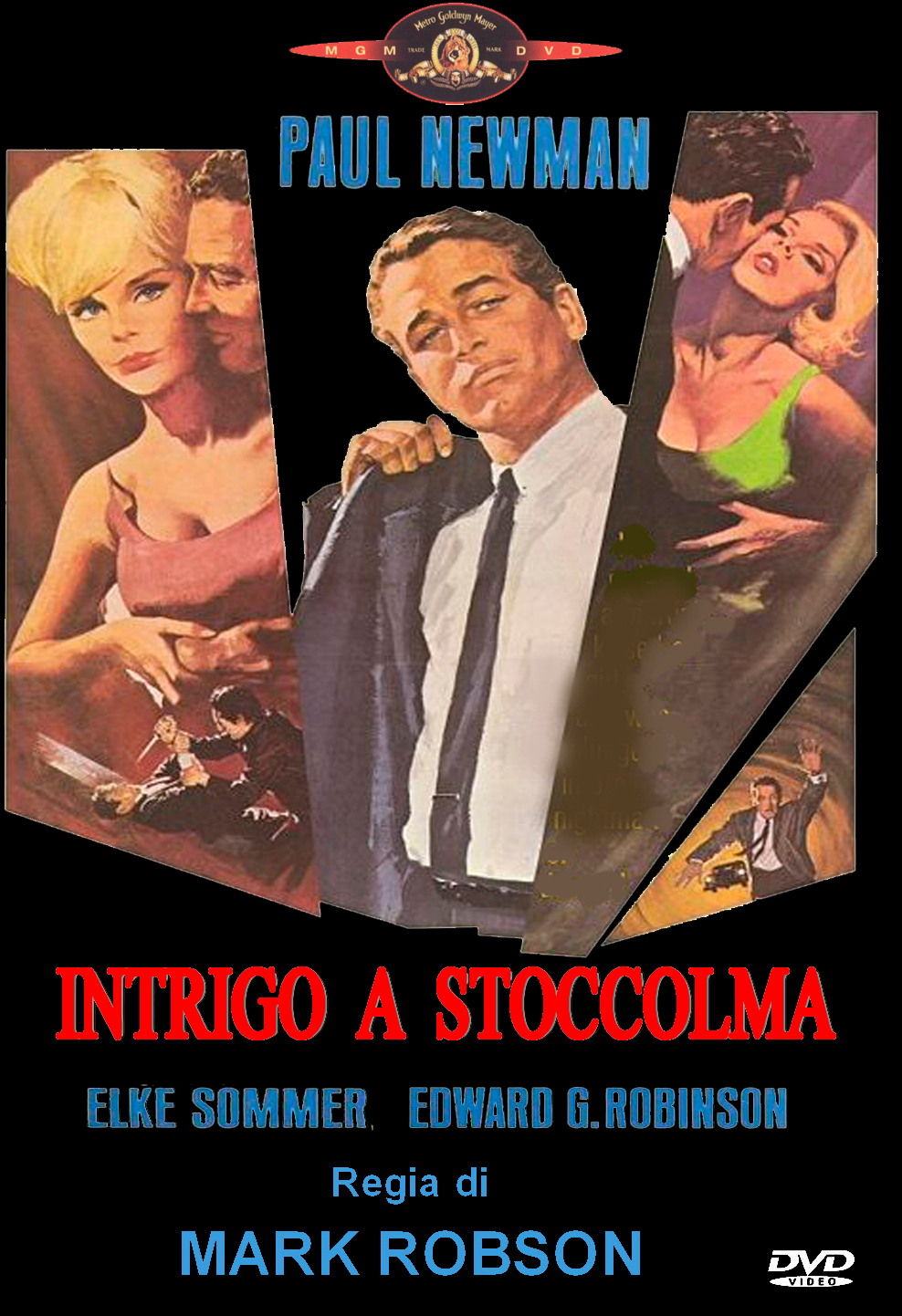 Intrigo a Stoccolma poster e locandina