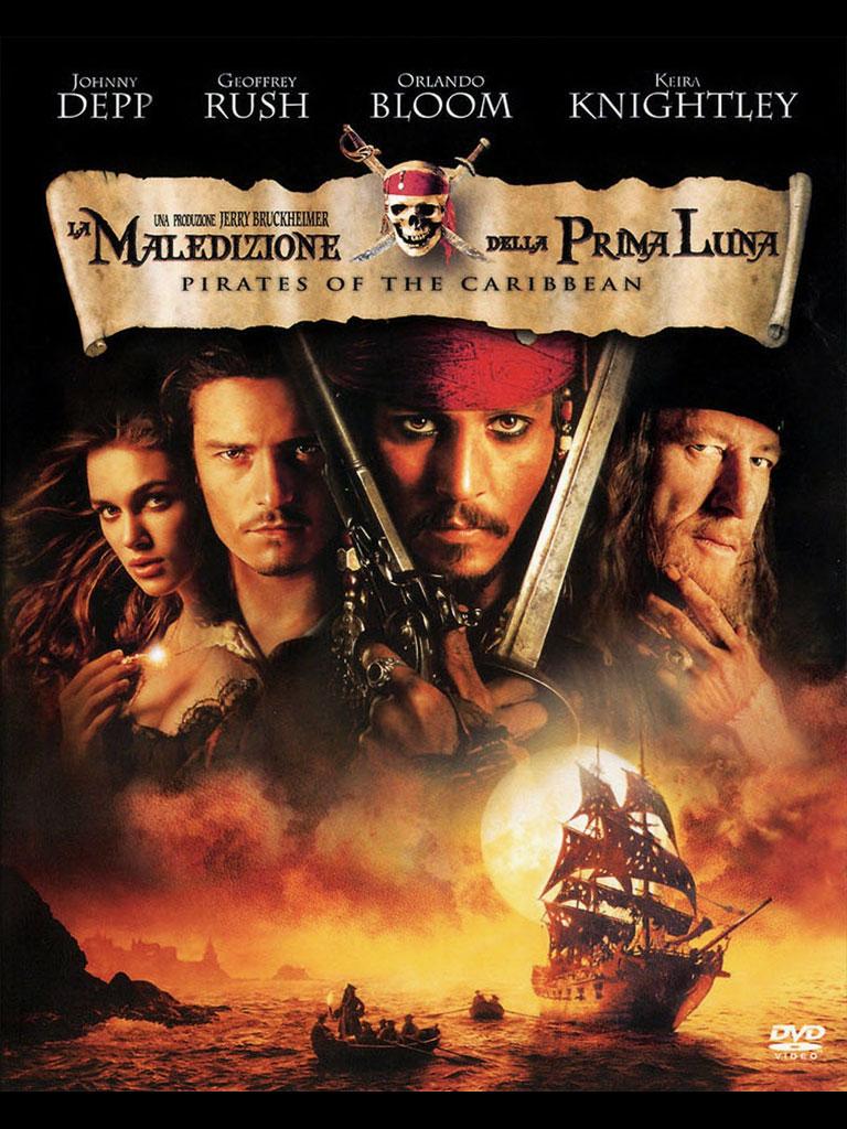 Pirati Dei Caraibi-La maledizione della prima luna
