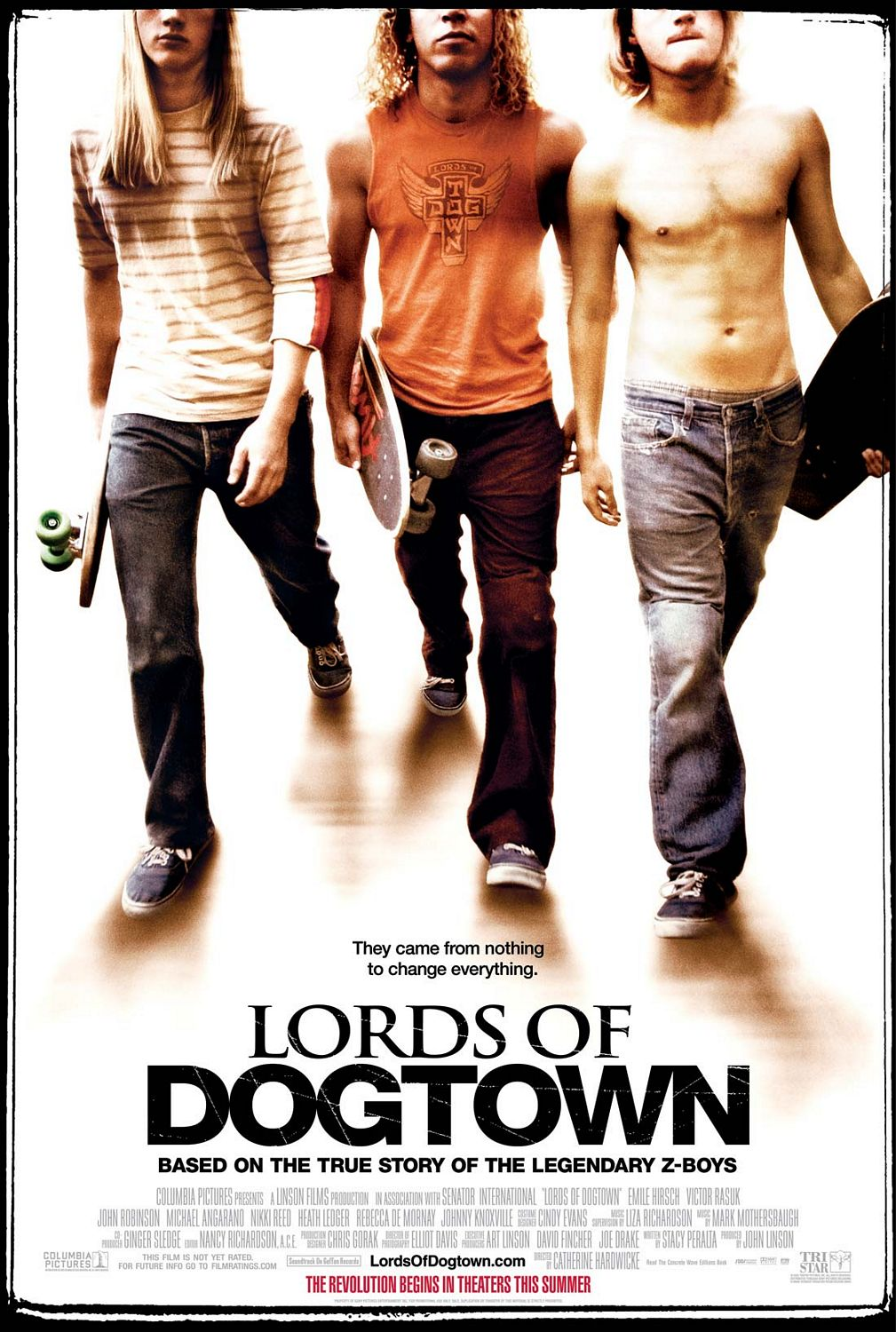 Lords of Dogtown poster e locandina