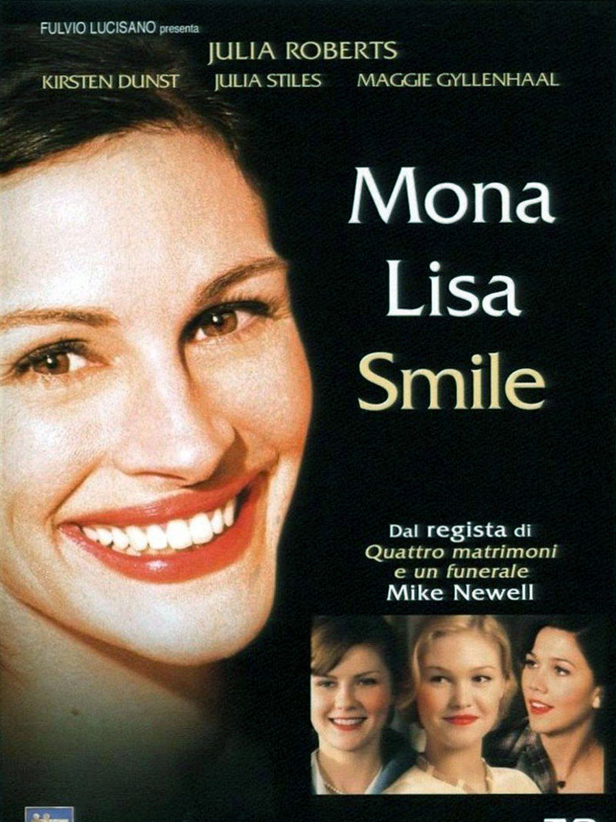 "essays on mona lisa smile An examination of diverse texts enables us to explore the important issues in society"" mona lisa smile."