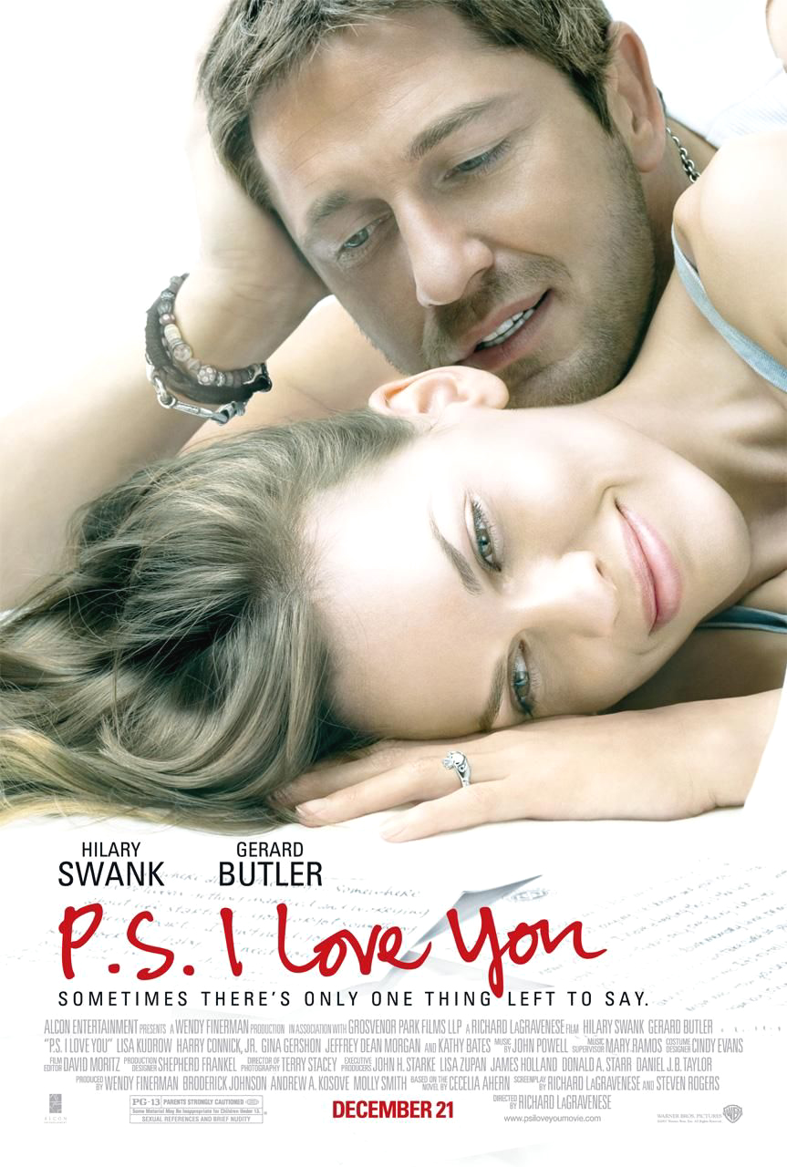 P.S. I Love You poster e locandina