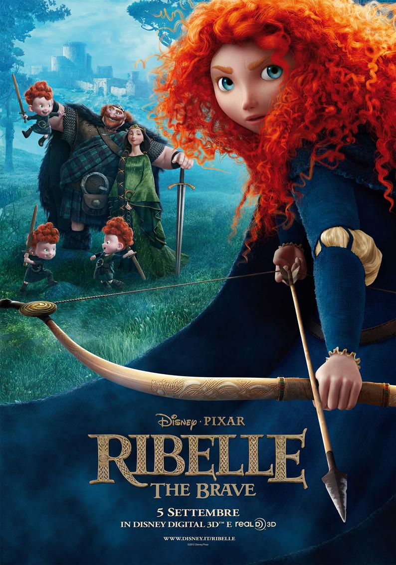Frasi Del Film Ribelle The Brave