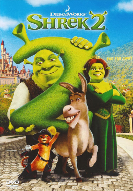 Ciuchino: Non dire altro, non dire altro, non devi preoccuparti di niente! Io sarò sempre qui per vedere che nessuno vi disturbi. |  | Shrek: Ciuchino? |  | Ciuchino: Sì, coinquilino? |  | Shrek: Tu mi stai disturbando! |