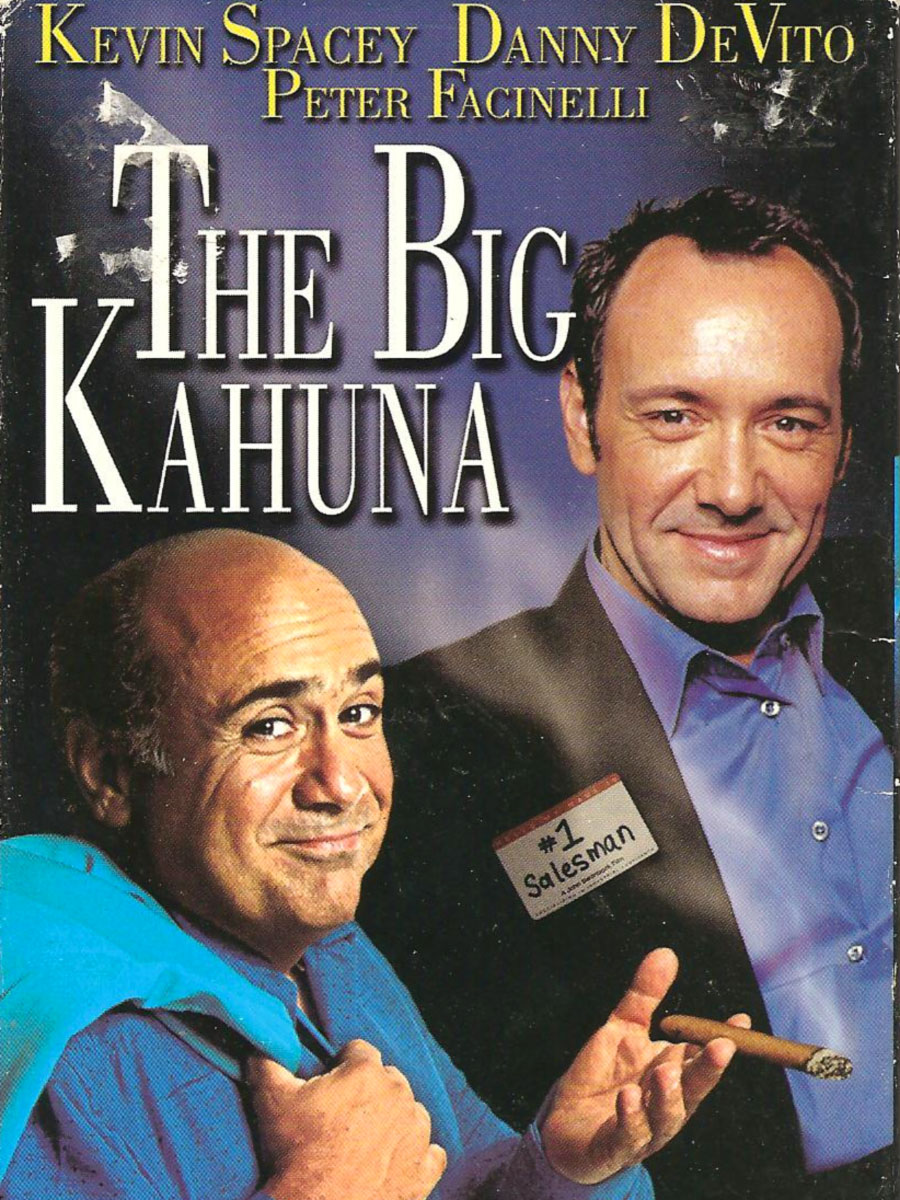 The Big Kahuna poster e locandina