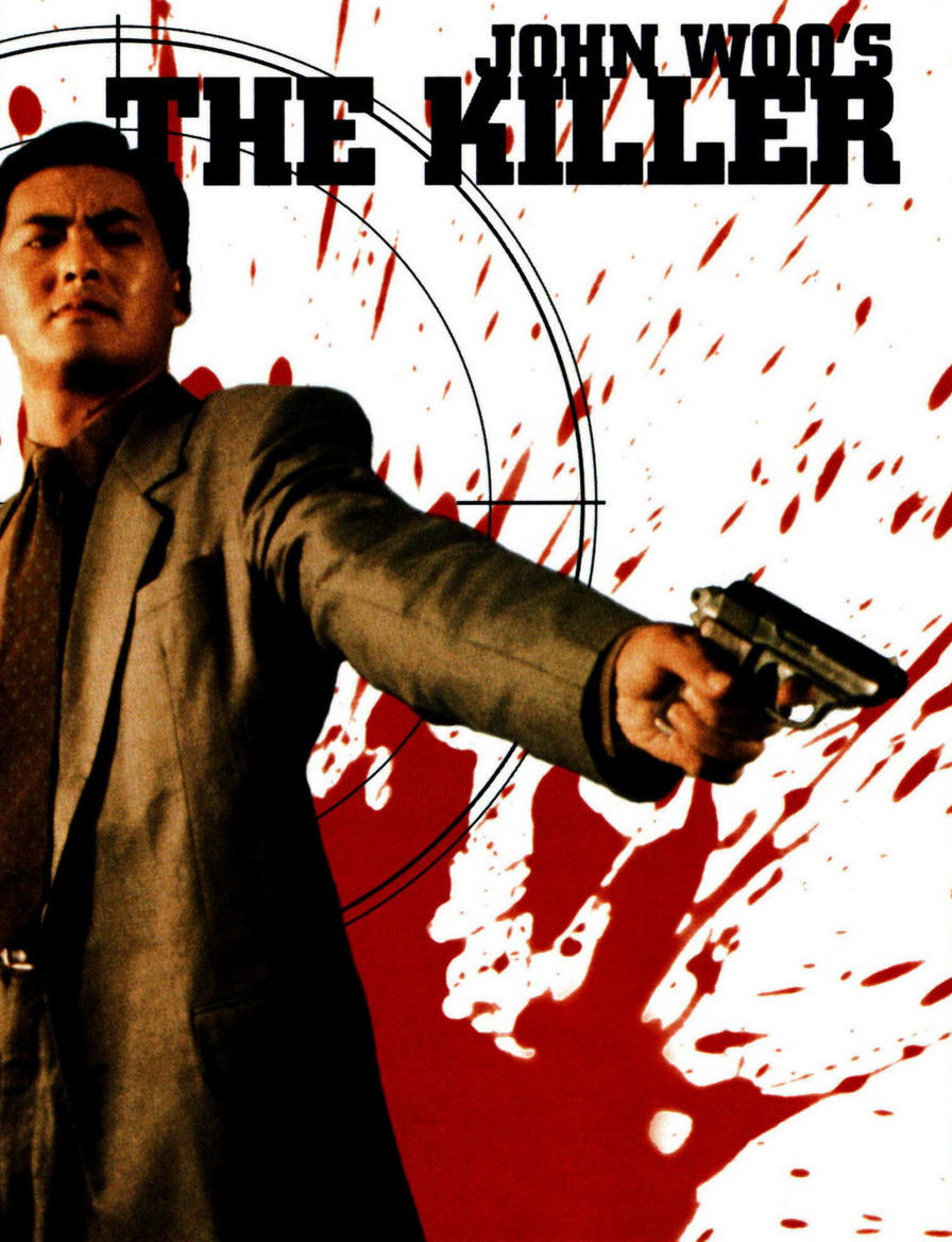 The Killer poster e locandina