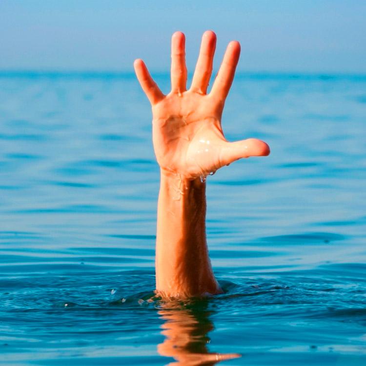 Frasi sull'annegamento