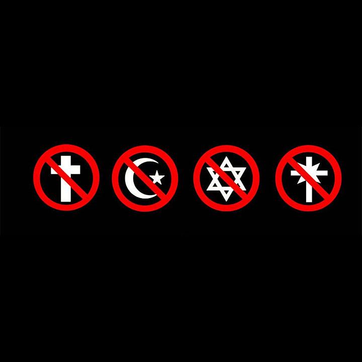 Frasi sull'ateismo