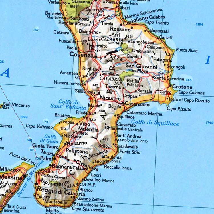 Frasi sulla Calabria e i calabresi