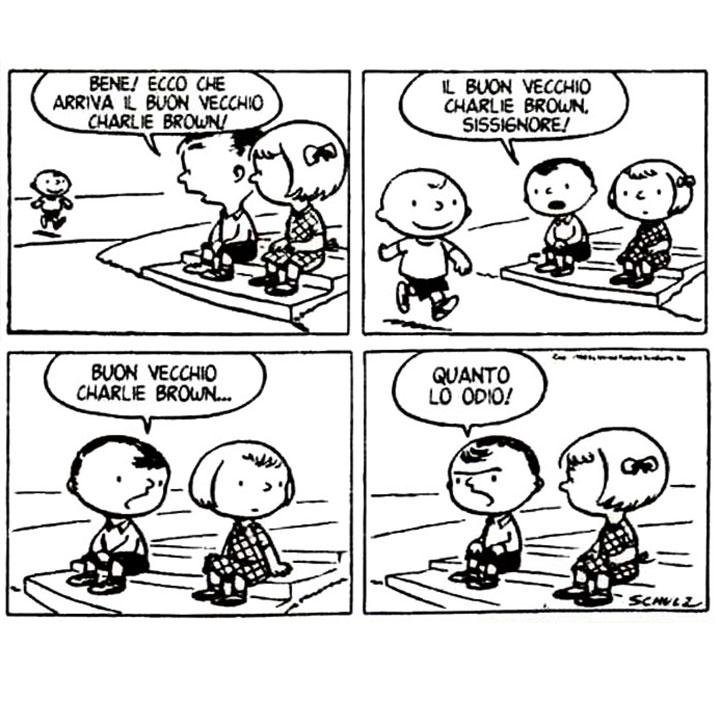 2 ottobre 1950: la prima striscia dei Peanuts